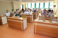 DOĞALGAZ HATTI - Turgutlu Belediye Meclisi Olağanüstü Toplandı