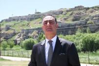 İBRAHIM TAŞYAPAN - Van Kalesi Yürüme Yolu Ve Karşılama Merkezi Projesi Hayata Geçirildi