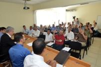 ENERJİ SANTRALİ - Yeşilyurt Belediye Meclisi Haziran Ayı Çalışmaları Tamamladı