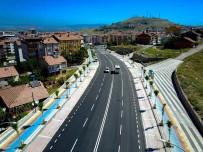AHMET ÇAKıR - Yusuf Özal Ve İnderesi Caddelerinde Çalışmalar Tamamlandı