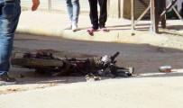 Zırhlı Araç İle Motosiklet Çarpıştı Açıklaması 1 Yaralı