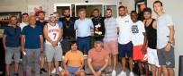 MEMORIAL - Antalyaspor Sağlık Kontrolünden Geçti