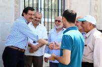 MUSTAFA AK - Başkan Ak'ın Cuma Buluşmaları Devam Ediyor