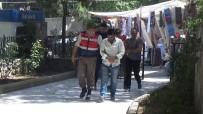 ÇAMKÖY - Çanakkale'de 2 Minibüste 48 Kaçak Yakalandı