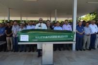 ESNAF VE SANATKARLAR ODALARı BIRLIĞI - CHP Eski İl Başkanı Baştürk Son Yolculuğuna Uğurlandı