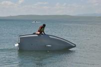 GÜNEŞLI - Çıldır Gölü Tarihinde İlk Kez Yelken Yarışlarına Ev Sahipliği Yaptı