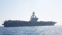 UÇAK GEMİSİ - Dünyanın En Büyük Uçak Gemisi İsrail'e Geldi