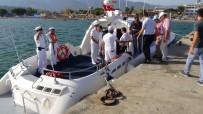 YÜZME YARIŞLARI - Edremit'te Kabotaj Bayramı Kutlandı