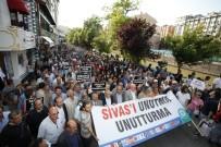 TÜRK HALK MÜZİĞİ - Eskişehir'de 2 Temmuz Sivas Madımak'ı Anma Etkinlikleri