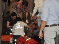 HASAN POLATKAN - Eskişehirspor Kongresinde Kalp Krizi Şoku