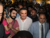 MURAT BOZ - Festivalde Sedat Peker'e yoğun ilgi