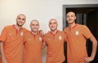 SEMİH KAYA - Galatasaray'da Gelenek Slovakya'da Sürdü