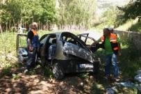 Gümüşhane'de Trafik Kazası Açıklaması 5 Yaralı