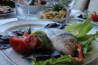 KıZıLDENIZ - Haftada İki Gün Balık Yaşam Boyu Sağlık