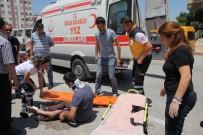 ANTAKYA - Hatay'da Trafik Kazası Açıklaması 1 Yaralı