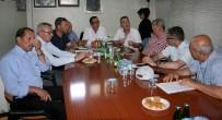 ALI ÇELIK - İl Koordinasyon Toplantısı Karacabey'de Yapıldı
