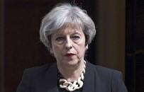 MUHAFAZAKAR - İngiltere'de Başbakan May Protesto Edildi