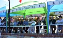 YÜZME YARIŞMASI - Kabotaj Bayramının 91. Yılı Didim'de Kutlandı