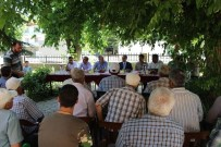 OLTAN - Karamanca'da Halk Toplantısı