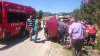 MUSTAFA ARSLAN - Kozan'da Trafik Kazası Açıklaması 4 Yaralı