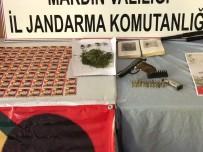 Mardin'de Terör Ve Uyuşturucu Operasyonu