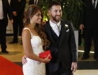 LİONEL MESSİ - Messi evlendi
