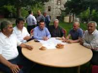 OVİT TÜNELİ - Milletvekili Karal Ovit Tüneli'nin Önemine Vurgu Yaptı
