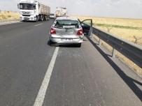 Nusaybin'de Trafik Kazası Açıklaması 3 Yaralı