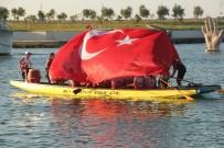 HASAN ÖZTÜRK - Samsun'da Denizcilik Ve Kabotaj Bayramı Kutlandı