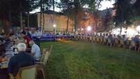 MURAT GIRGIN - Tayin Olan Jandarma Personeline Veda Yemeği Verildi