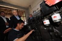 TÜRKIYE ESNAF VE SANATKARLAR KONFEDERASYONU - TESK Genel Başkanı Palandöken Çırak Ve Stajyerlerin Sorunlarına Dikkat Çekti