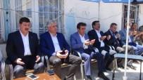 GALIP ENSARIOĞLU - Vali Güzeloğlu, Teröristlerin Katlettiği AK Patri'li Mercan'ın Taziyesine Katıldı