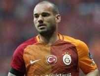 Wesley Sneijder Sampdoria ile anlaştı
