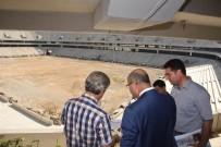 YÜRÜYEN MERDİVEN - Adana Stadı 2018'De Hizmete Girecek