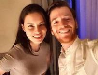 Adriana Lima ile Türk yazar Metin Hara aşk yaşıyor