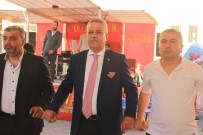 ORHAN TOPRAK - AK Parti Dış İlişkiler Uzmanı Öztunç'a Görkemli Düğün