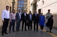 HAKAN ÇAVUŞOĞLU - AK Parti Milletvekilleri FETÖ Davasını Takip Etti