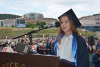 DÜZCE ÜNİVERSİTESİ - Akyazılı Genç Kız Düzce Üniversitesi Birincisi Oldu