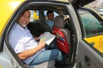 TAKSİ ŞOFÖRLERİ - Ataşehir'in Taksileri Kütüphaneye Dönüştü