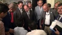 YÜRÜME CİHAZI - Bakan Akdağ Van'da Değerlendirme Toplantısına Katıldı