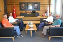 OSMAN BILGIN - Bakanlıktan Altınova'ya Ziyaret