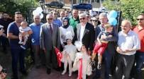 İBRAHIM KARAOSMANOĞLU - Başkan Karaosmanoğlu, Şehit Çocuklarını Yalnız Bırakmadı
