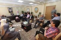 Başkan Memiş'ten Vali Pehlivan'a Ziyaret