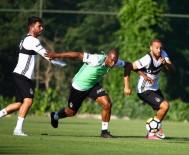 QUARESMA - Beşiktaş 4 Eksikle Çalıştı