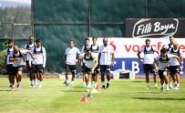 QUARESMA - Beşiktaş'ta Hazırlıklar Sürüyor