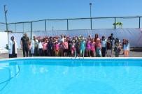 İNTERNET KAFE - Beyşehir'de Yüzme Kursları Başladı