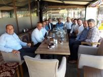 İSTİŞARE TOPLANTISI - Bilecik'te AK Parti İlçe Başkanları İstişare Toplantısı Yapıldı