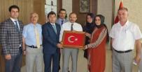 KREDI VE YURTLAR KURUMU - Bitlis Valisi Ustaoğlu'na Ziyaretler Devam Ediyor