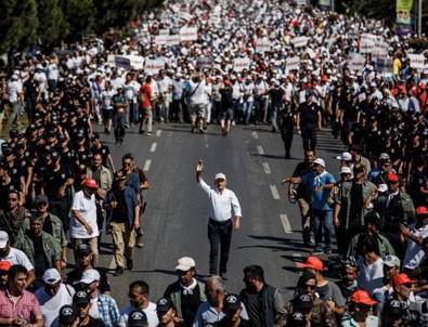 CHP'de son durum yüzde 25