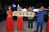 TÜRK HALK MÜZİĞİ - Çinli Sanatçılar Ve Ender Balkır Uçhisar'da Konser Verdi